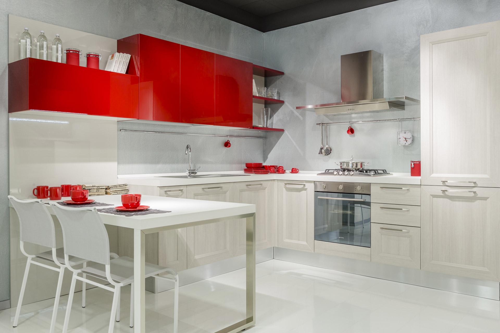 Cucine moderne Veneta Imola | Ronchi Arredamenti