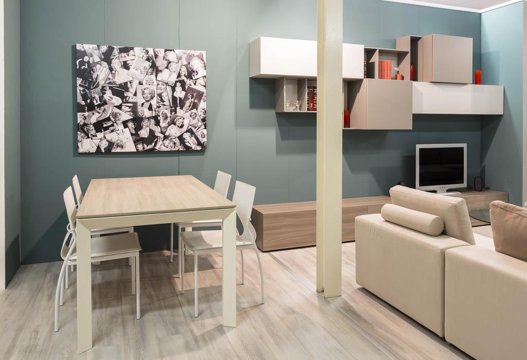 Soggiorni moderni Imola, pareti attrezzate e mobili | Ronchi Arredamenti